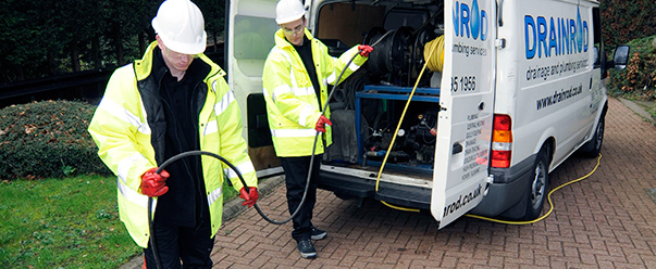 Commercial Services - Croydon – Drainrod Drainage and Plumbing – Commercial drainage team